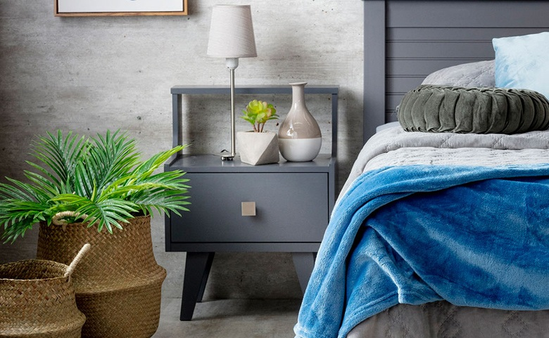 Ideas con veladores para darle un toque distinto al dormitorio