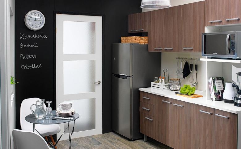 Cómo combinar colores para lograr una cocina con estilo: 5 ejemplos