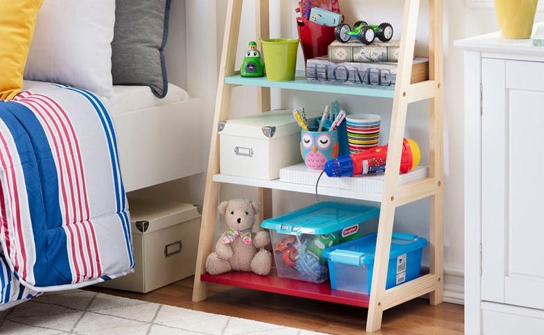 Con los niños en casa: ¿Cómo organizar su dormitorio?