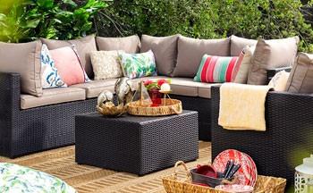 Disfruta tu terraza: ¡arma una junta con tus amigos!