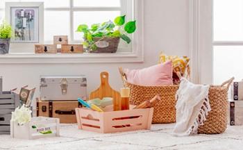 Ahorra tiempo organizando tu casa