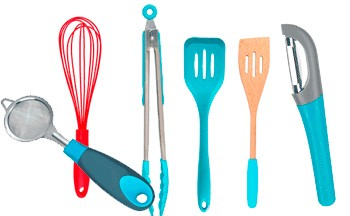 6 básicos para tu cocina