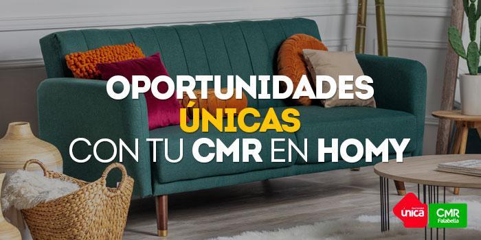 Oportunidades Únicas con CMR