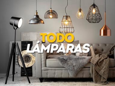 Todo Lámparas