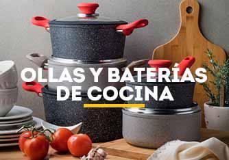 Ollas y Batería de Cocina