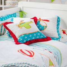 Textil cunas