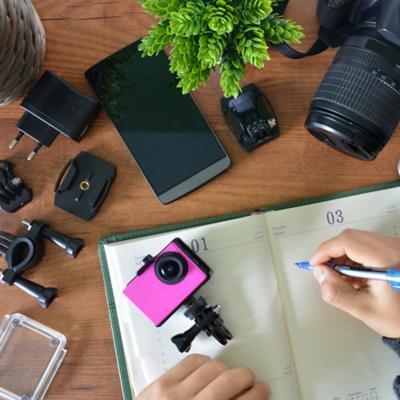 Accesorios para Cámaras Fotográficas