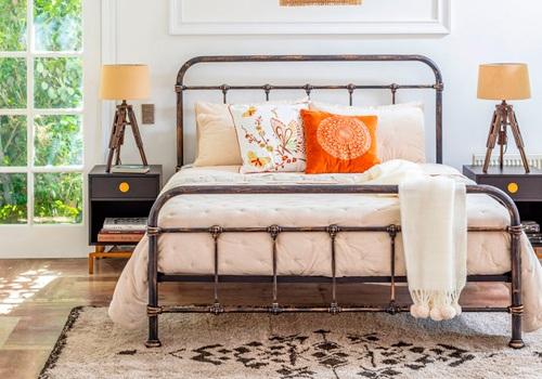 Los colores más cool para tu dormitorio