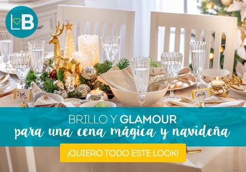 LookBook Brillo y glamour para una cena navideña mágica