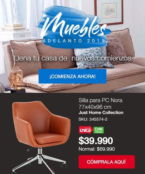 Adelanto muebles