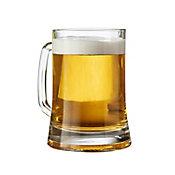Tarro simula cerveza
