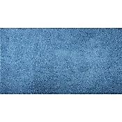 Tapete Shaggy Sprinkle turquesa 60x110 cm