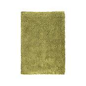 Tapete Shaggy Sprinkle verde 160x230 cm