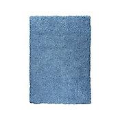 Tapete Shaggy Sprinkle turquesa 120x170 cm