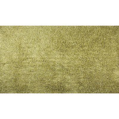 Tapete Shaggy Sprinkle verde 60x110 cm
