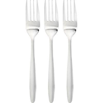 Set 3 tenedores HC acero inoxidable