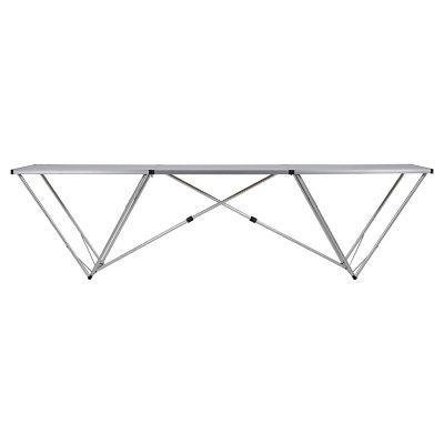 Mesa plegable 298x60x80 cm