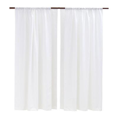 Combo cortina y velo 145x220 cm