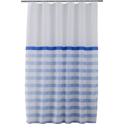 Cortina de baño líneas up 180x180 cm