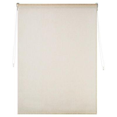 Persiana enrollable doble  lino 80x165 cm