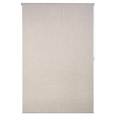 Persiana enrollable blackout beige 150x250 cm