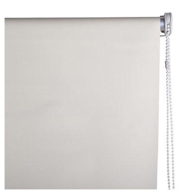 Persiana enrollable blackout beige 80x165 cm