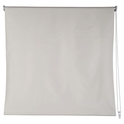 Persiana enrollable blackout beige 150x250 cm
