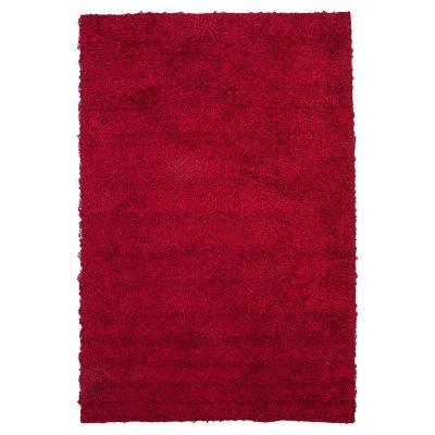 Tapete Shaggy Conrad rojo 133x200 cm