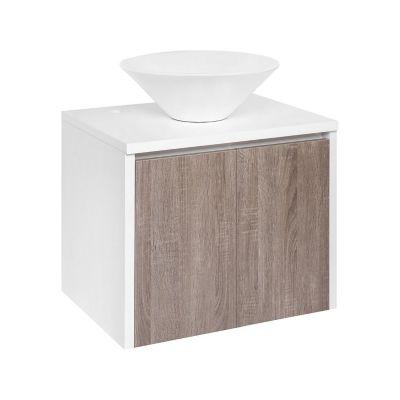 Mueble de baño Lagoa blanco
