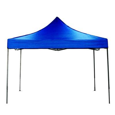 Toldo plegable 3x3 m azul