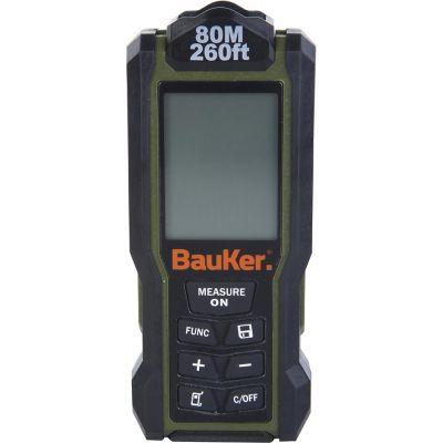 Medidor digital laser bauker