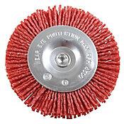 Grata nylon para taladro 75 mm