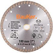 Disco diamant 7 turbo bauker