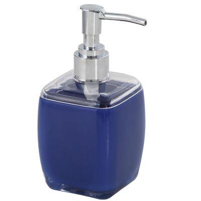 Dispensador de jabón Cubi azul