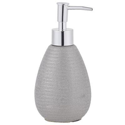 Dispensador de jabón Shiny Silver