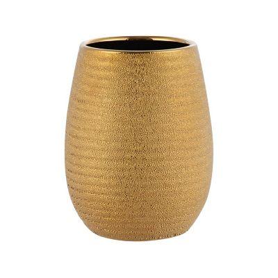 Vaso de baño Shiny Gold