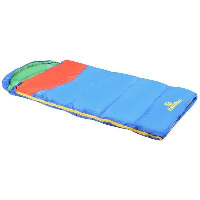 Saco Dormir Infantil Azul