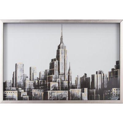 Cuadro Ciudad 60x90 cm