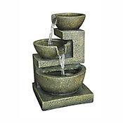 Fuente de agua decorativa Ibiza