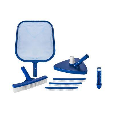 Kit para limpieza limpiafondo