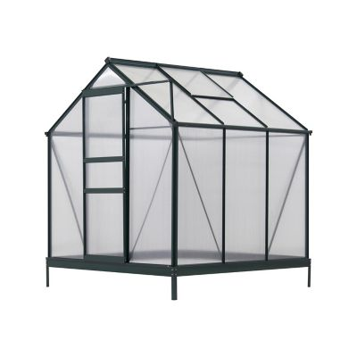 Invernadero policarbonato 190 x 192 x 193 cm