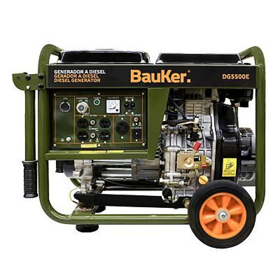 Generador a diesel 5500 w
