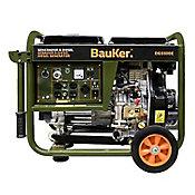 Generador diesel 5.5 kva bauker
