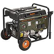 Generador eléctrico 2400 W motor bencinero bauker
