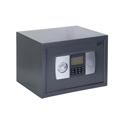 Caja seguridad digital con panel LCD 8 L