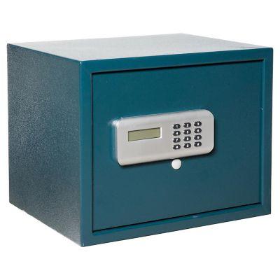 Caja seguridad LCD motorizada