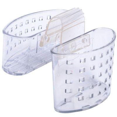 Organizador doble para secar platos