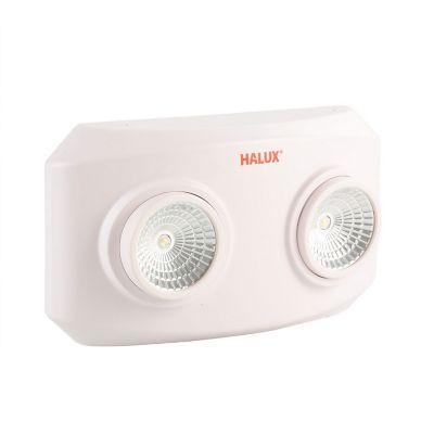 Luz emergencia LED 2x1w halux