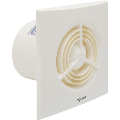 Extractor para pared y techo 83 m3/h 4""