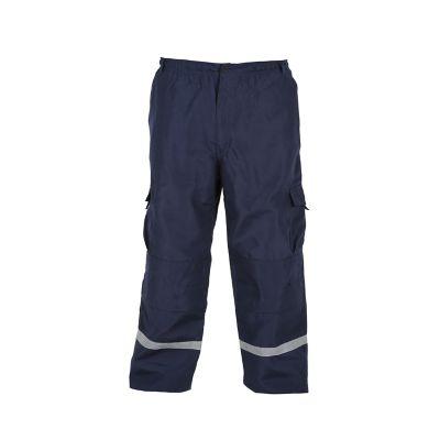Pantalón trabajo azul talla L